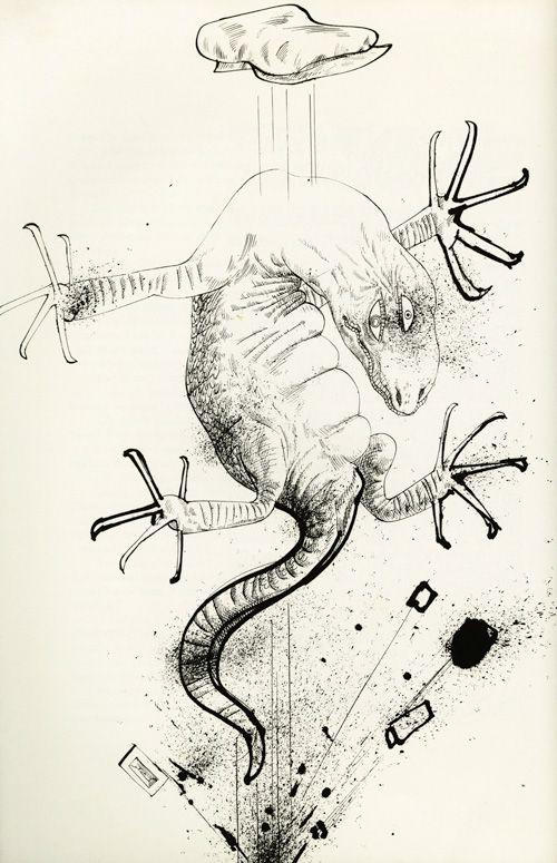 Ralph Steadman | melonknees